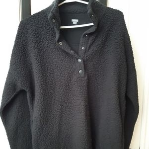 Aerie oversized sherpa sweater